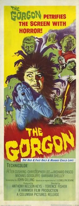 Gorgon Movie Poster (11 x 17) - Item # MOV232336