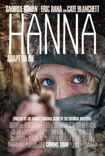 Hanna Movie Poster Print (27 x 40) - Item # MOVCB35363