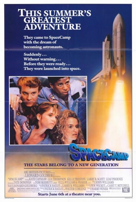 SpaceCamp Movie Poster Print (27 x 40) - Item # MOVAF2438