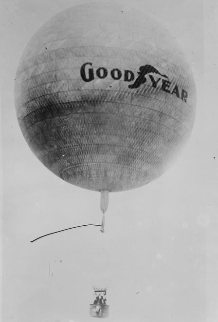 Good Year Balloon Poster Print - Item # VARBLL058748077L