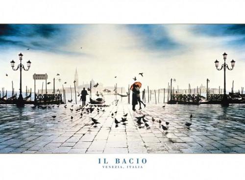 Il Bacio - Venice, Italy Poster Print (36 x 24) - Item # PYRPP30911