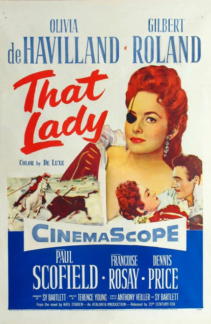 That Lady Movie Poster Print (27 x 40) - Item # MOVAI1347