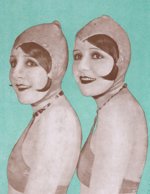The American Dodge Sisters  Paris  1928 Poster Print By Mary Evans / Jazz Age Club Collection - Item # VARMEL10578865