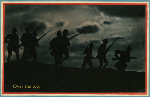 Over The Top Poster Print By Mary Evans Picture Library/Peter & Dawn Cope Collection - Item # VARMEL10554427