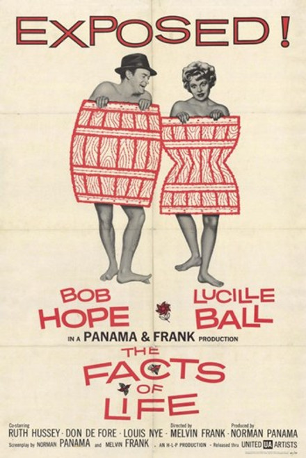 The Facts of Life Movie Poster (11 x 17) - Item # MOV254065