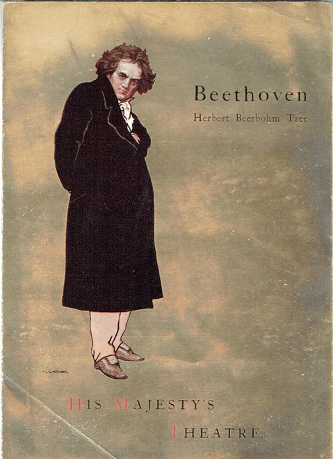 Beethoven  A Play By Rene Fauchois Poster Print By ® The Michael Diamond Collection / Mary Evans Picture Library - Item # VARMEL11111292