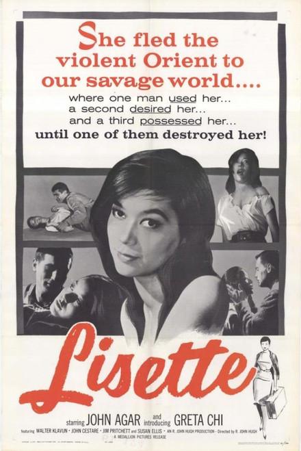 Lisette Movie Poster Print (27 x 40) - Item # MOVAH6197