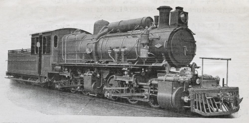 Locomotive Poster Print By The Institution Of Mechanical Engineers / Mary Evans - Item # VARMEL10510177