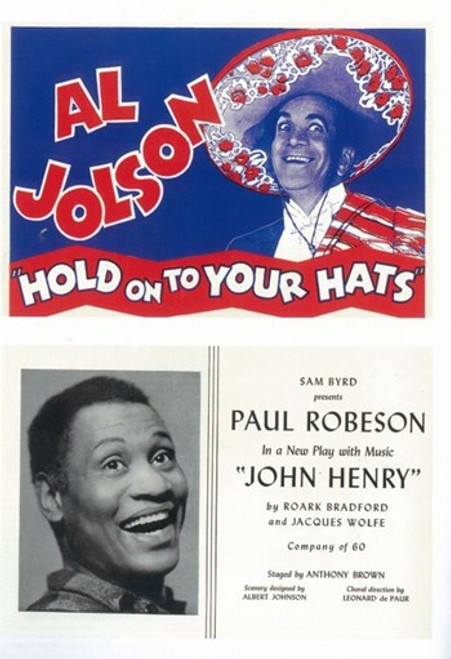 Hold On To Your Hats (Broadway) Movie Poster (11 x 17) - Item # MOV407335
