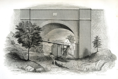 Croton Aqueduct Bridge Poster Print By Mary Evans Picture Library/Ins. Of Civil Engineers - Item # VARMEL11677361