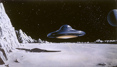 Cramp Ufo Poster Print By Mary Evans Picture Library - Item # VARMEL10026742