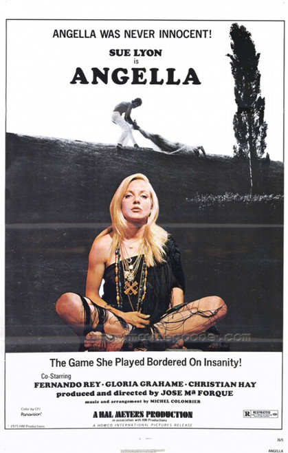 Angella Movie Poster Print (27 x 40) - Item # MOVAF6422