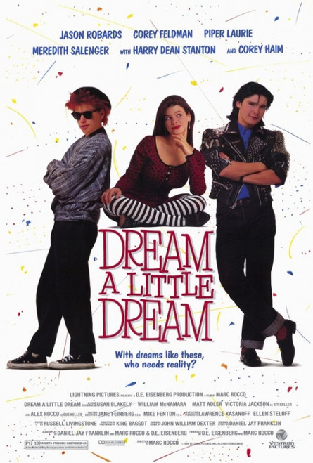 Dream a Little Dream Movie Poster Print (27 x 40) - Item # MOVCF9409