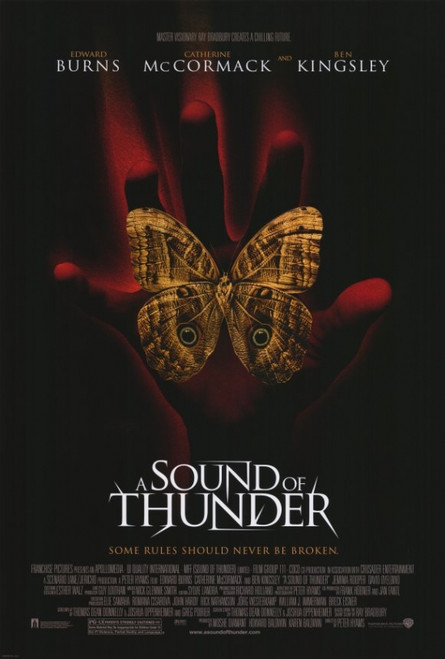 A Sound of Thunder Movie Poster Print (27 x 40) - Item # MOVGF1689