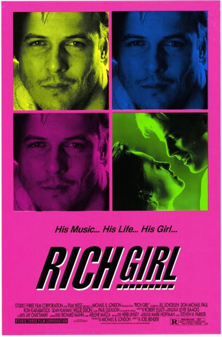 Rich Girl Movie Poster Print (27 x 40) - Item # MOVCF7303