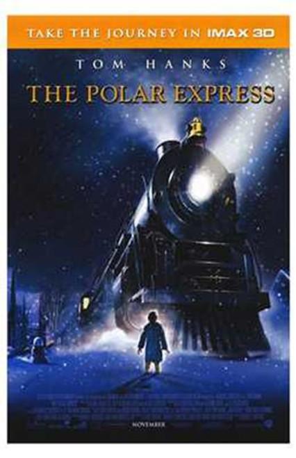 The Polar Express Movie Poster (11 x 17) - Item # MOV240505