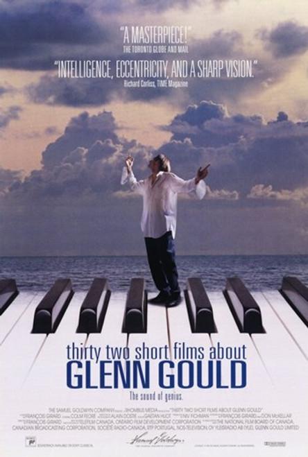 32 Short Films About Glenn Gould Movie Poster (11 x 17) - Item # MOV198995