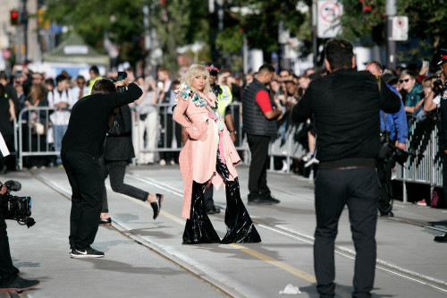 Lady Gaga At Arrivals For Five Foot Two Premiere At Toronto International Film Festival 2017, Visa Screening Room At The Princess Of Wales Theatre, Toronto, On September 8, 2017. Photo By JaEverett Collection Celebrity - Item # VAREVC1708S05JO028