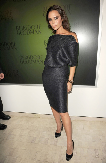 Victoria Beckham At In-Store Appearance For 2010 Fashion'S Night Out At Bergdorf Goodman, Bergdorf Goodman Department Store, New York, Ny September 10, 2010. Photo By Kristin CallahanEverett - Item # VAREVC1010SPZKH010