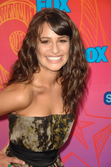Lea Michele At Arrivals For Fox All-Star Party, Pacific Park, Santa Monica, Ca August 2, 2010. Photo By Dee CerconeEverett Collection Celebrity - Item # VAREVC1002AGFDX073