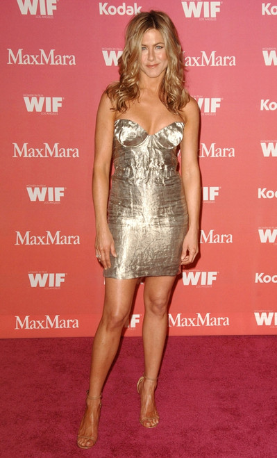 Jennifer Aniston At Arrivals For Women In Film Los Angeles 2009 Crystal And Lucy Awards, Hyatt Century Plaza In Century City, Los Angeles, Ca June 12, 2009. Photo By Dee CerconeEverett Collection Celebrity ( x - Item # VAREVC0912JNFDX092