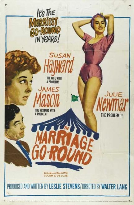 The Marriage-Go-Round Movie Poster Print (27 x 40) - Item # MOVCB10653