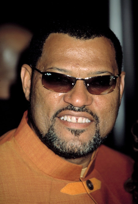 Laurence Fishburne At Premiere Of The Matrix Reloaded, Ny 5132003, By Cj Contino Celebrity - Item # VAREVCPSDLAFICJ005