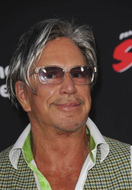 Mickey Rourke At Arrivals For Sin City A Dame To Kill For Premiere, Tcl Chinese 6 Theatres, Los Angeles, Ca August 19, 2014. Photo By Elizabeth GoodenoughEverett Collection Celebrity - Item # VAREVC1419G05UH080
