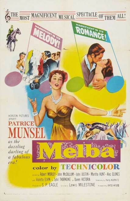 Melba Movie Poster Print (27 x 40) - Item # MOVCB95904