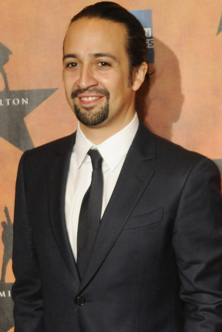Lin-Manuel Miranda At Arrivals For Hamilton Opening Night On Broadway, Richard Rodgers Theatre, New York, Ny August 6, 2015. Photo By Patrick CashinEverett Collection Celebrity - Item # VAREVC1506G03QF070