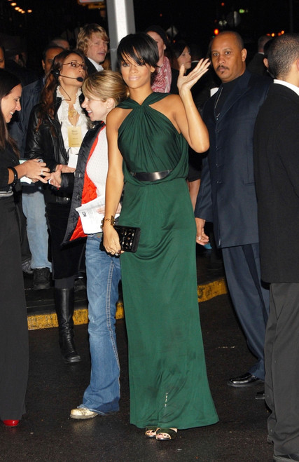 Rihanna At Arrivals For A Night To Benefit Raising Malawi And Unicef Hosted By Gucci, The United Nations, New York, Ny, February 06, 2008. Photo By Desiree NavarroEverett Collection Celebrity - Item # VAREVC0806FBDNZ009
