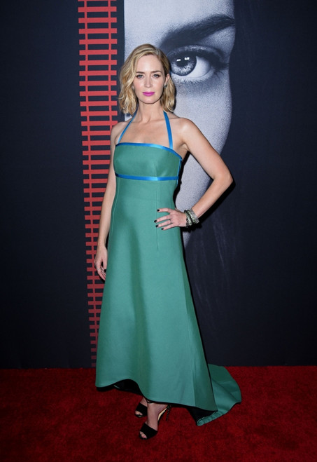 Emily Blunt At Arrivals For The Girl On The Train Premiere, Regal E-Walk Stadium 13 & Rpx, New York, Ny October 4, 2016. Photo By Derek StormEverett Collection Celebrity - Item # VAREVC1604O03XQ041