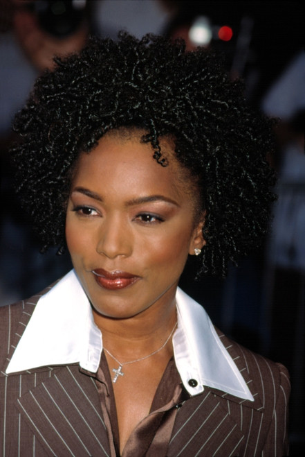 Angela Bassett At The Premiere Of The Score, Nyc, 71101, By Cj Contino. Celebrity - Item # VAREVCPSDANBACJ007