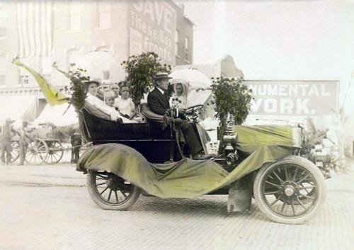 Cars. Geneva Automobile Parade. Firemen'S Parade History - Item # VAREVCHCDLCGBEC373