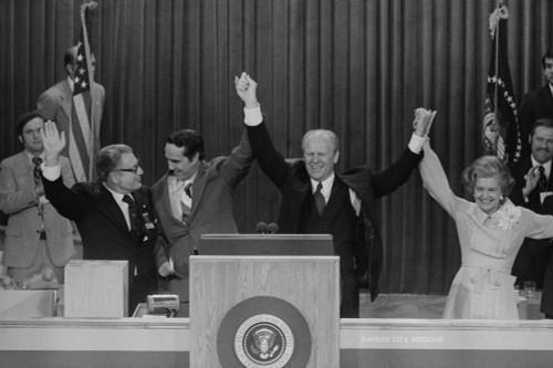 1976 Republican National Convention History - Item # VAREVCHISL006EC162