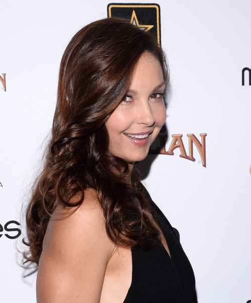 Ashley Judd At Arrivals For Moves' 2015 Power Forum, Red Door Spa, New York, Ny April 14, 2015. Photo By Eli WinstonEverett Collection Celebrity - Item # VAREVC1514A05QH010