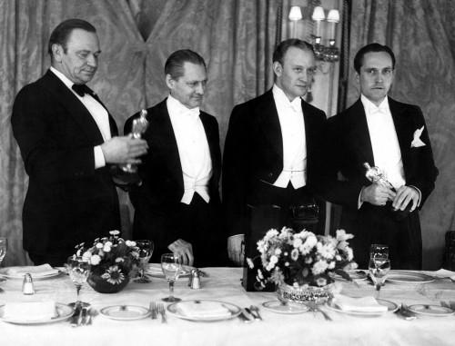 1931-1932 Wallace Beery [Best Actor History - Item # VAREVCSBDOSPIEC021
