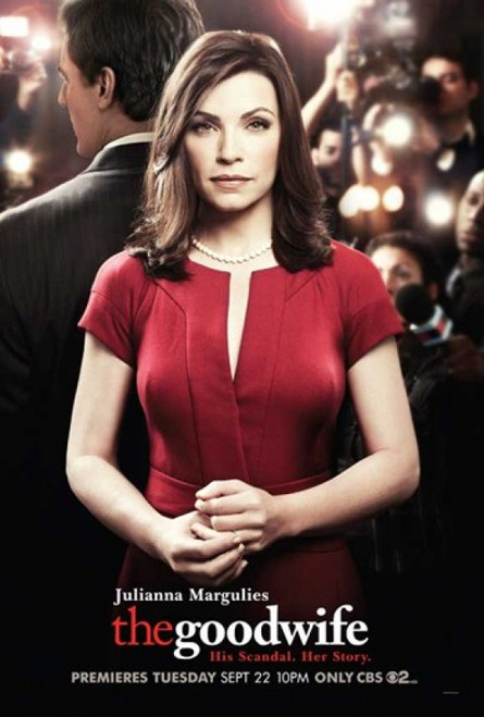 The Good Wife (TV) Movie Poster (11 x 17) - Item # MOV507122