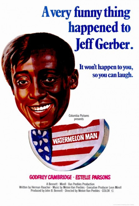 Watermelon Man Movie Poster Print (27 x 40) - Item # MOVIF7433