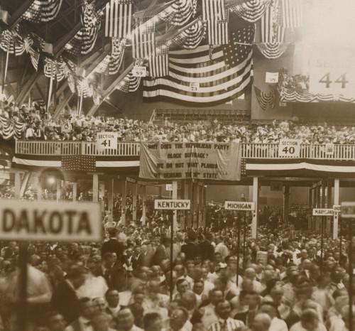 Republican Convention In Chicago History - Item # VAREVCHISL018EC001