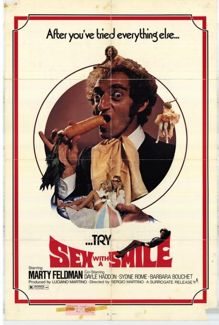 Sex with a Smile Movie Poster Print (27 x 40) - Item # MOVIH3715