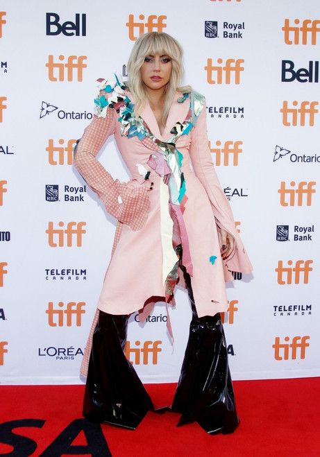 Lady Gaga At Arrivals For Five Foot Two Premiere At Toronto International Film Festival 2017, Visa Screening Room At The Princess Of Wales Theatre, Toronto, On September 8, 2017. Photo By JaEverett Collection - Item # VAREVC1708S05JO007