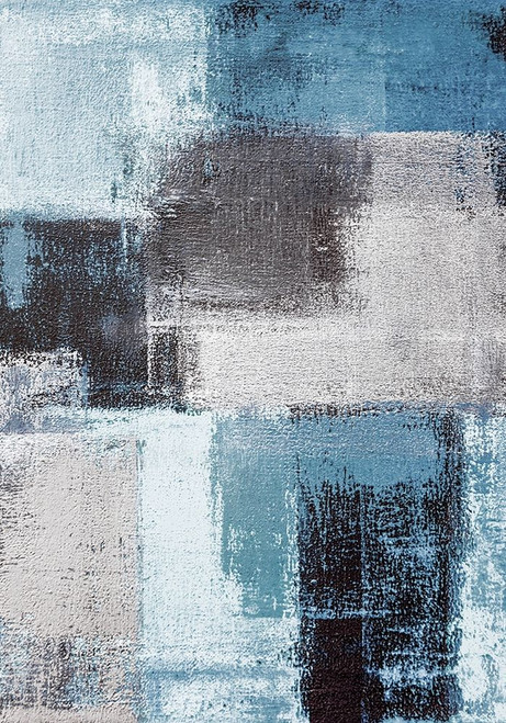 Abstract Blue Iii Poster Print by Incado - Item # VARPDXIN99197
