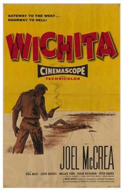 Wichita Movie Poster (11 x 17) - Item # MOV205158
