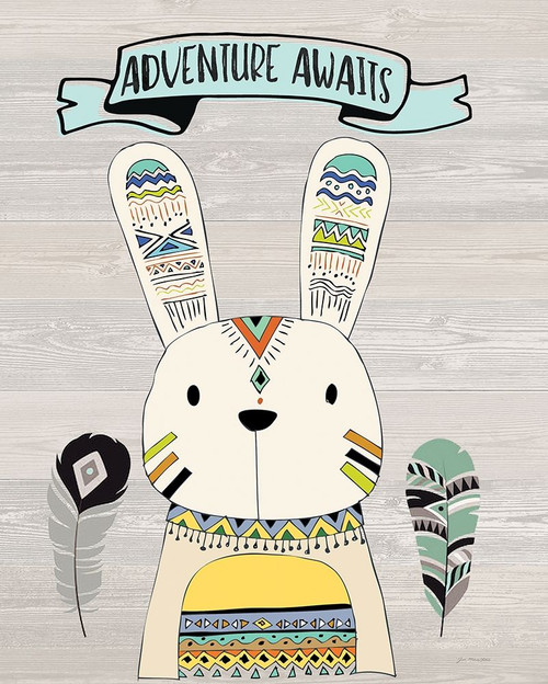 Adventure Awaits Poster Print by Jo Moulton - Item # VARPDXJM15719