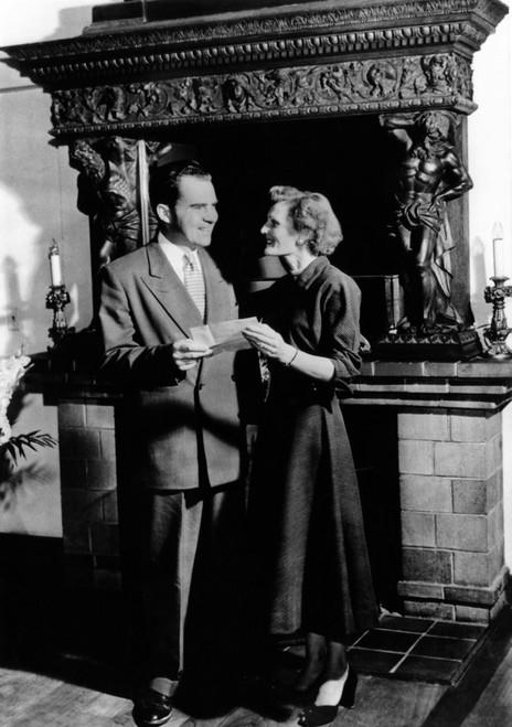 Young Attorney Richard Nixon And His Bride History - Item # VAREVCCSUA000CS608