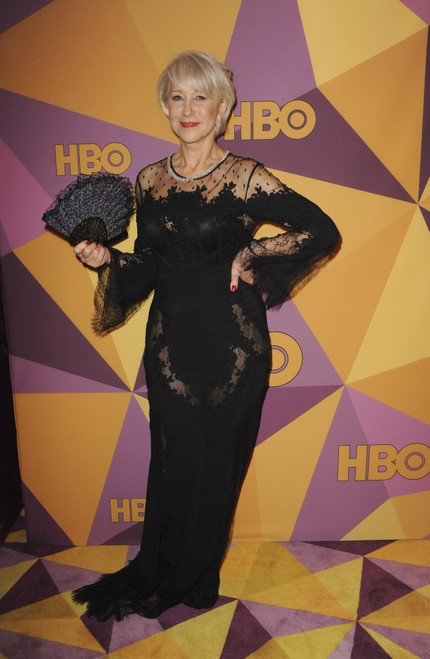 Helen Mirren At Arrivals For Hbo'S Golden Globe Awards After-Party, Circa 55, Los Angeles, Ca January 7, 2018. Photo By Elizabeth GoodenoughEverett Collection Celebrity - Item # VAREVC1807J03UH097