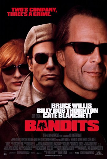 Bandits Movie Poster (11 x 17) - Item # MOV205326