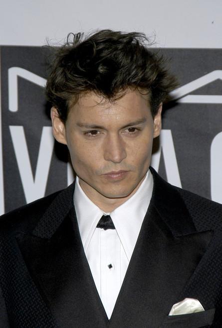 Johnny Depp At The Actor'S Fund Of America That'S Entertainment Gala, New York, October 30, 2004 Celebrity - Item # VAREVC0430OCAAJ001