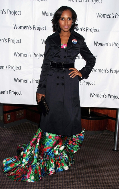 Kerry Washington At Arrivals For The Women'S Project'S 23Rd Annual Women Of Achievement Gala, The Rainbow Room, New York, Ny, March 03, 2008. Photo By Rob RichEverett Collection - Item # VAREVC0803MRDOH002